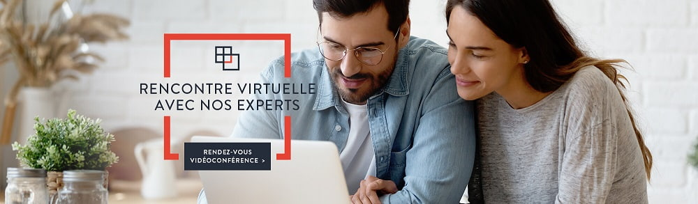 Rencontre virtuelle avec nos experts