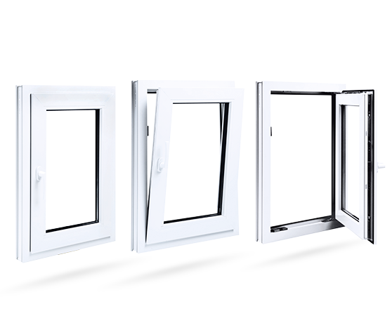Windows Tilt & Turn